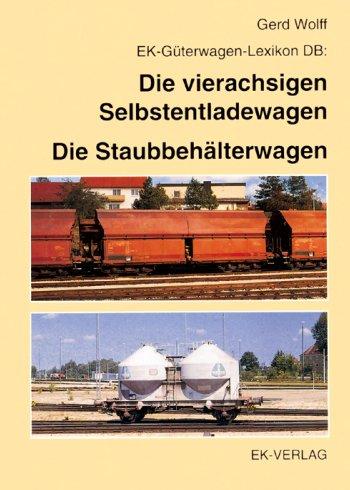 Güterwagen Lexikon der DB Band 4