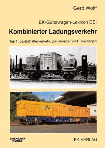 Güterwagen Lexikon der DB Band 5