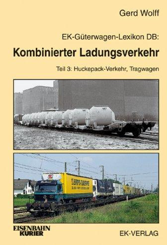Güterwagen Lexikon der DB Band 7