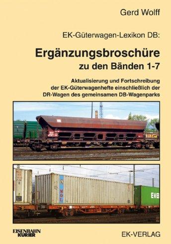 Güterwagen Lexikon der DB Band 8
