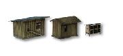 Kleingebäude-Set