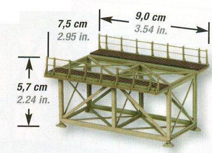 Vorfluter-Brücke