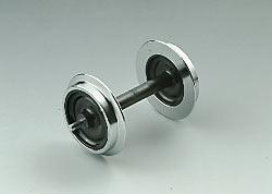Metall-Scheibenradsatz