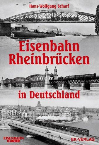 Eisenbahn-Rheinbrücken in Deutschland
