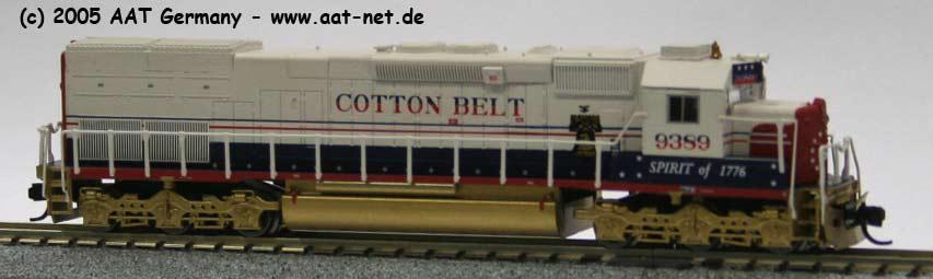 SSW Cotton Belt (BiCe)