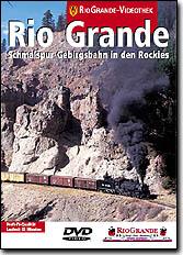 Rio Grande - Schmalspur-Gebirgsbahn in den Rockies