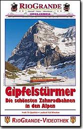 Gipfelstürmer - Alpine Zahnradbahnen