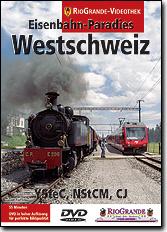 Eisenbahnparadies Westschweiz