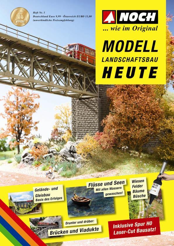 Modell und Landschaftsbau 1