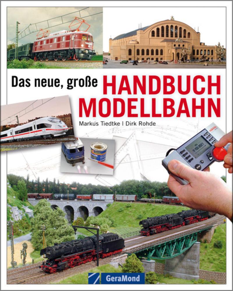Das neue, große Handbuch Modellbahn