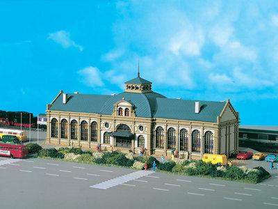 Bahnhof Altstadt