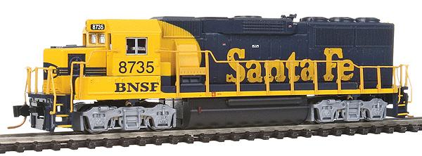 BNSF (Santa Fe)