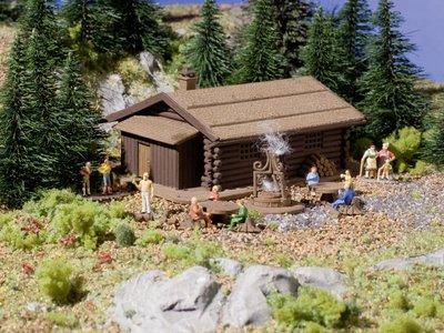 Grillplatz mit Hütte