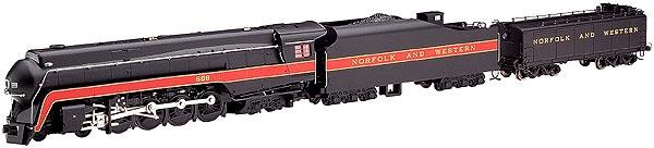 Norfolk & Western (incl. Tender)