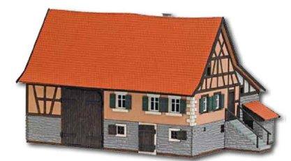 Kleinbauernhaus aus Schwarzenweiler