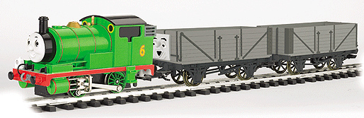 Percy, 2x Troublesome Car