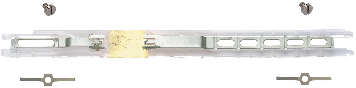 Innenbeleuchtung mit Lichtleiter