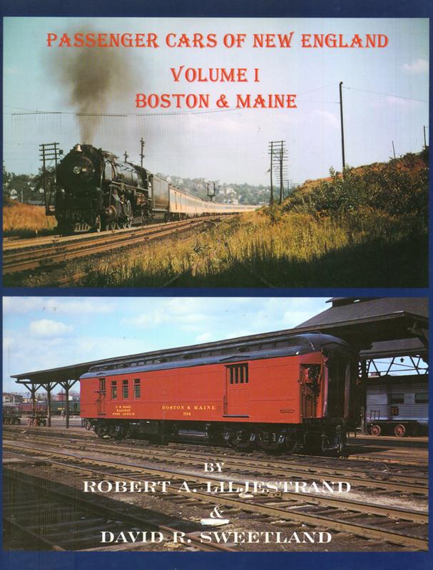 Passenger Cars of NE, Vol. 1: B&M