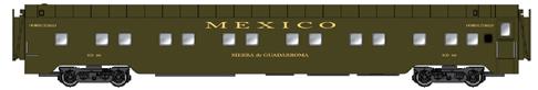 Ferrocarriles Nacionales de Mexico