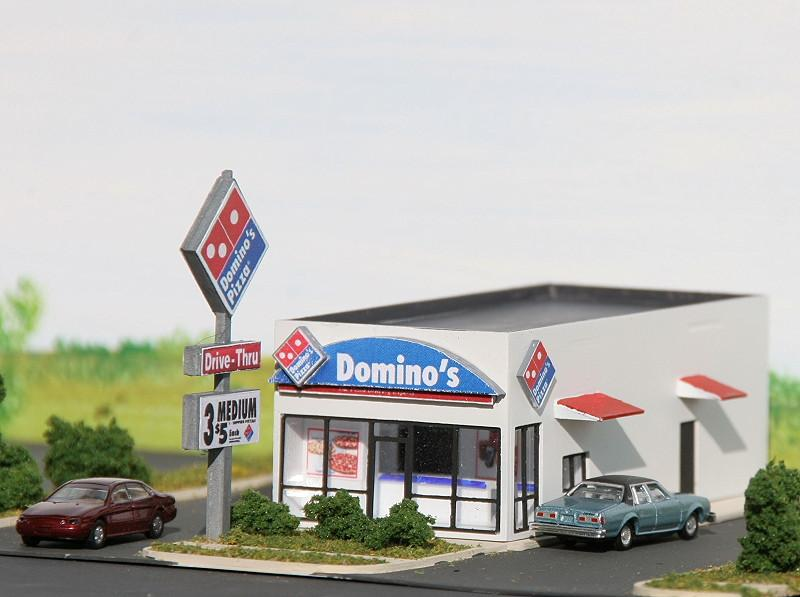 Domino´s Pizza Restaurant