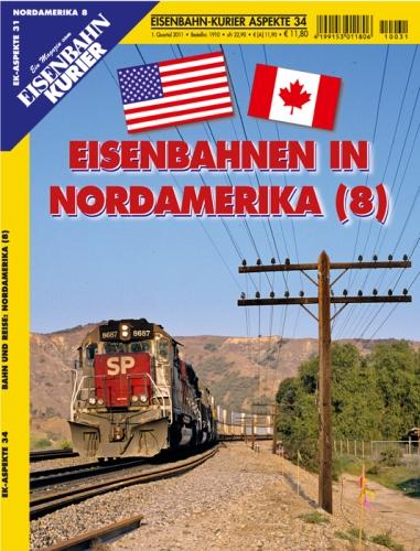 Eisenbahnen in Nordamerika 8
