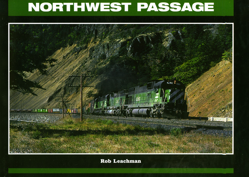 Northwest Passage - Burlington Northern