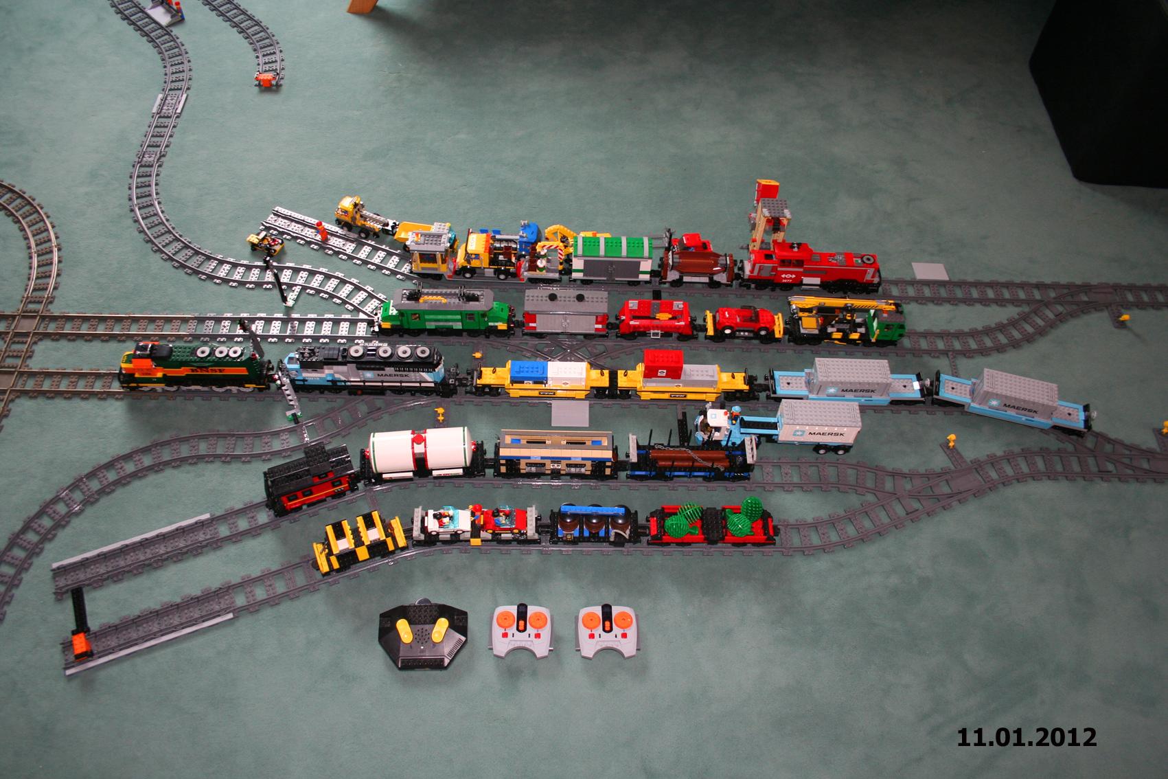Lego City 01-2012
