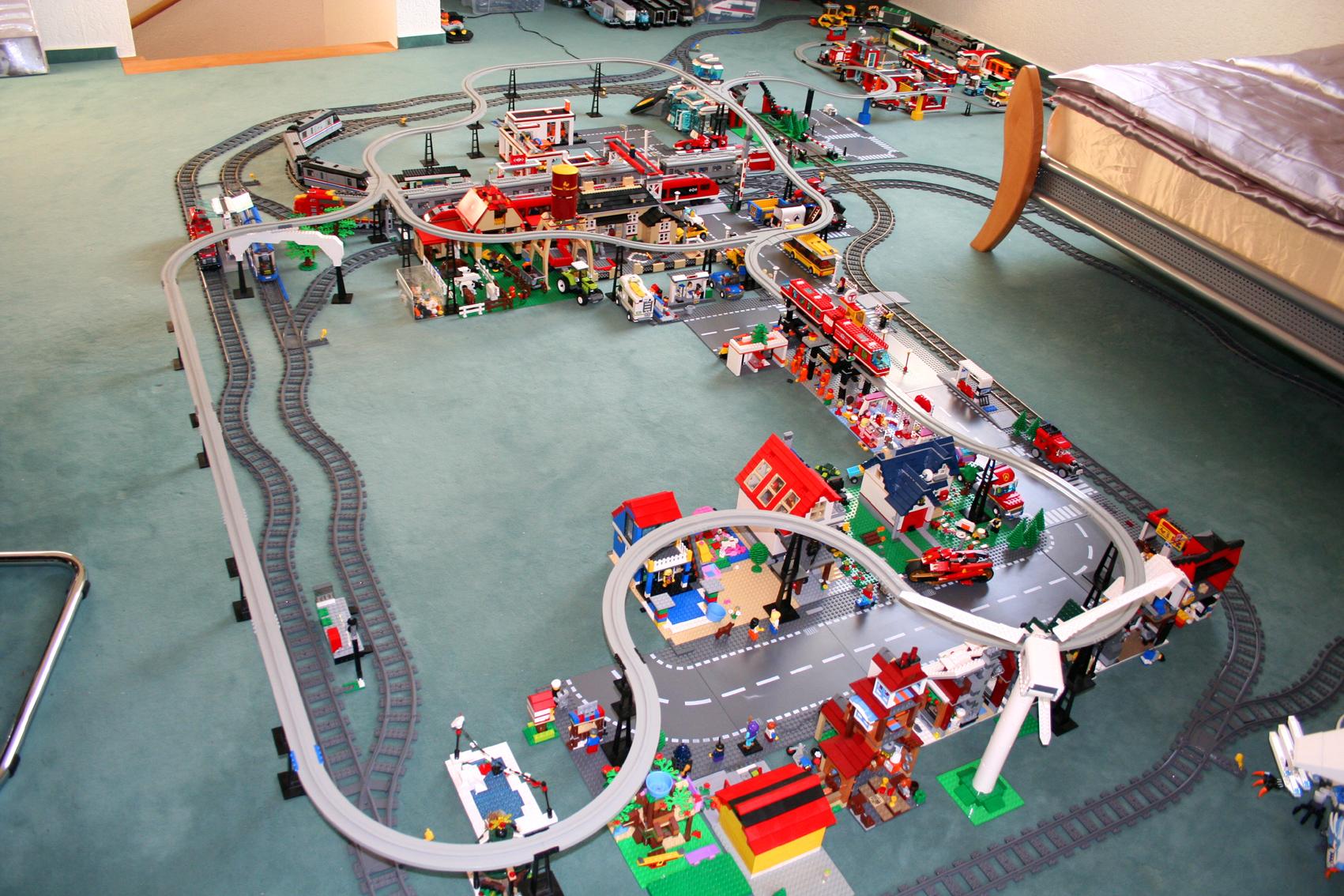 Lego City 07-2012