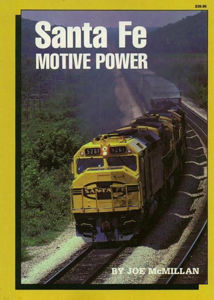 Santa Fe Motive Power