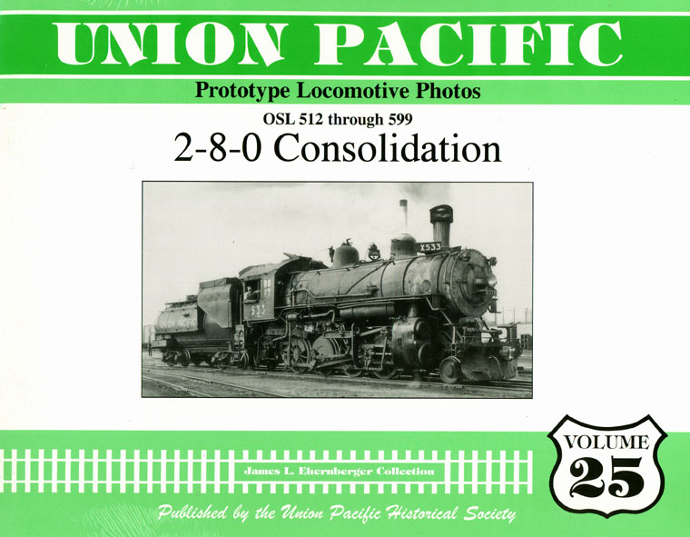 2-8-0 Consolidation, Vol. 25