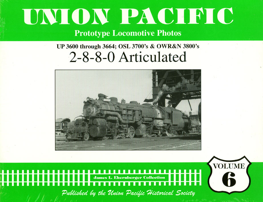 2-8-8-0 Articulated, Vol. 6