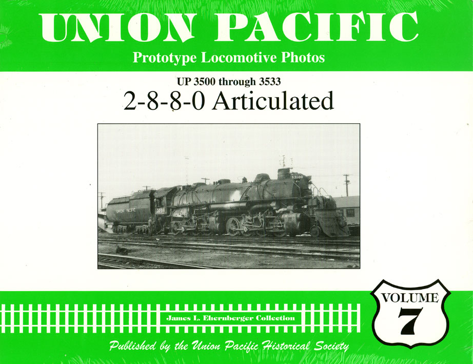 2-8-8-0 Articulated, Vol. 7