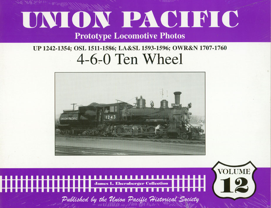 4-6-0 Ten Wheeler, Vol. 12