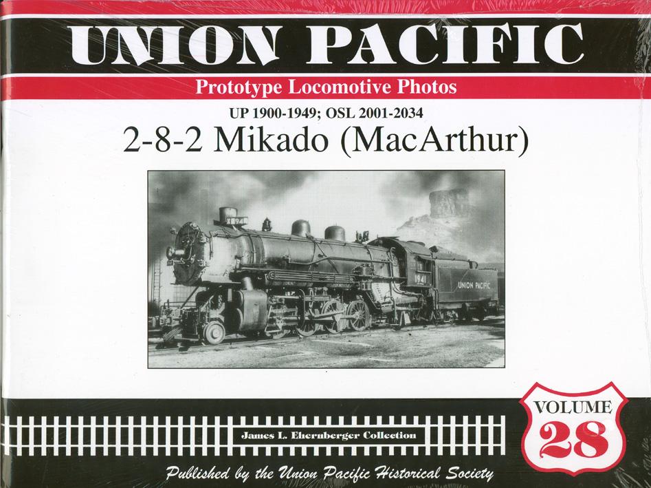2-8-2 Mikado, Vol. 28