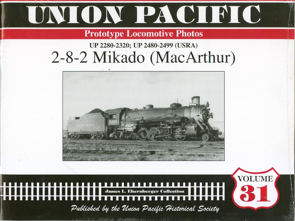 2-8-2 Mikado, Vol. 31