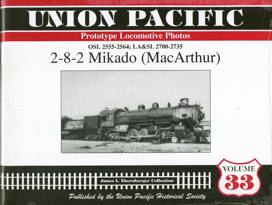 2-8-2 Mikado, Vol. 33
