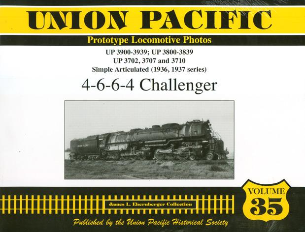 4-6-6-4 Challenger, Vol. 35