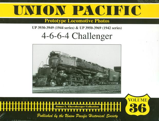 4-6-6-4 Challenger, Vol. 36