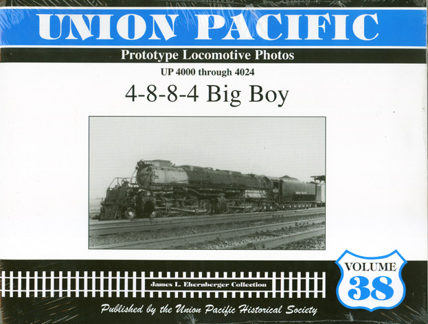 4-8-8-4 Big Boy, Vol. 38