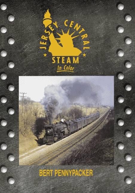 Jersey Central Steam