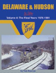 Delaware & Hudson, Vol. 4