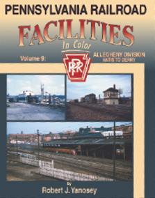 Pennsylvania RR Facilities