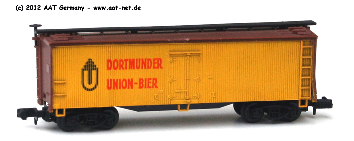 Dortmunder Union Bier