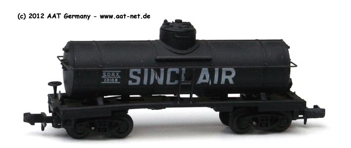 SDRX / Sinclair