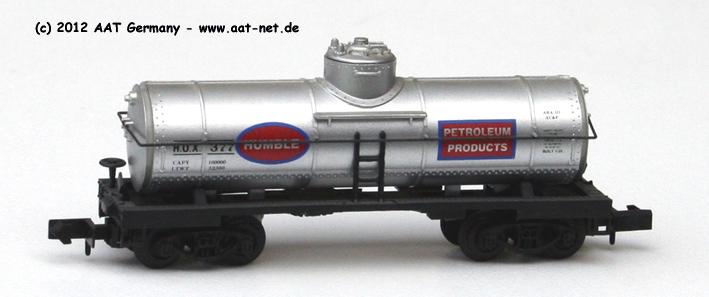 Humble Petroleum