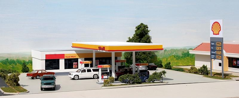 Shell Gas Station & Conveneince Store