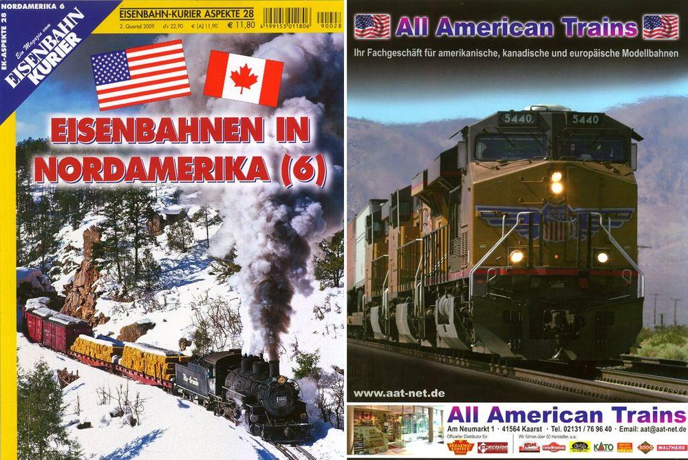 Eisenbahnen in Nordamerika 6