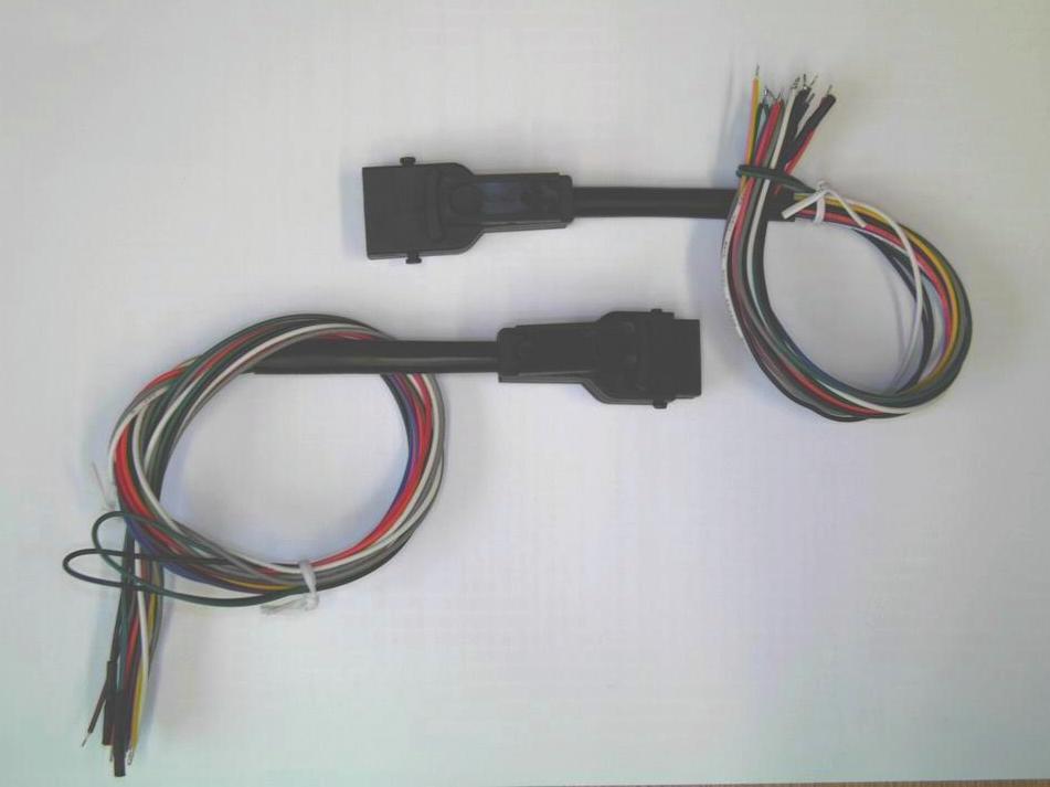 Elektrische Kupplung, 12-polig