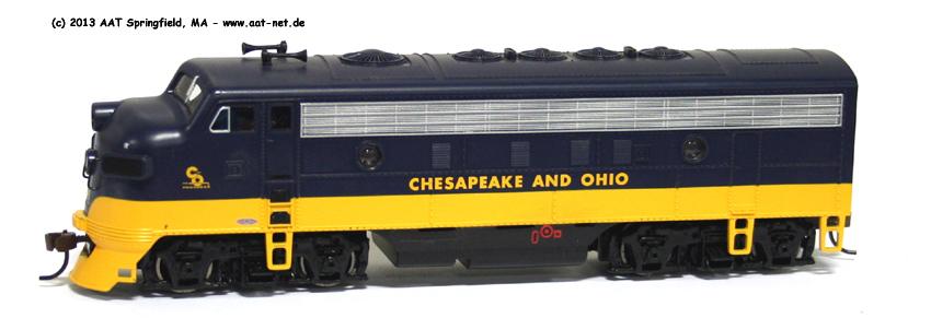 Chesapeake & Ohio