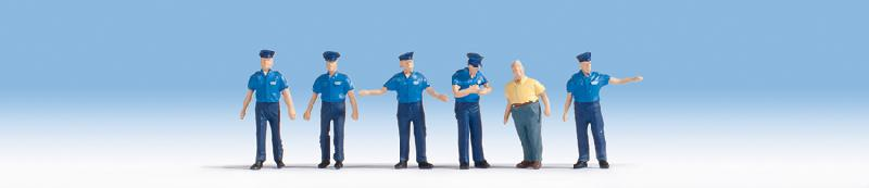 Verkehrspolizisten Schweiz
